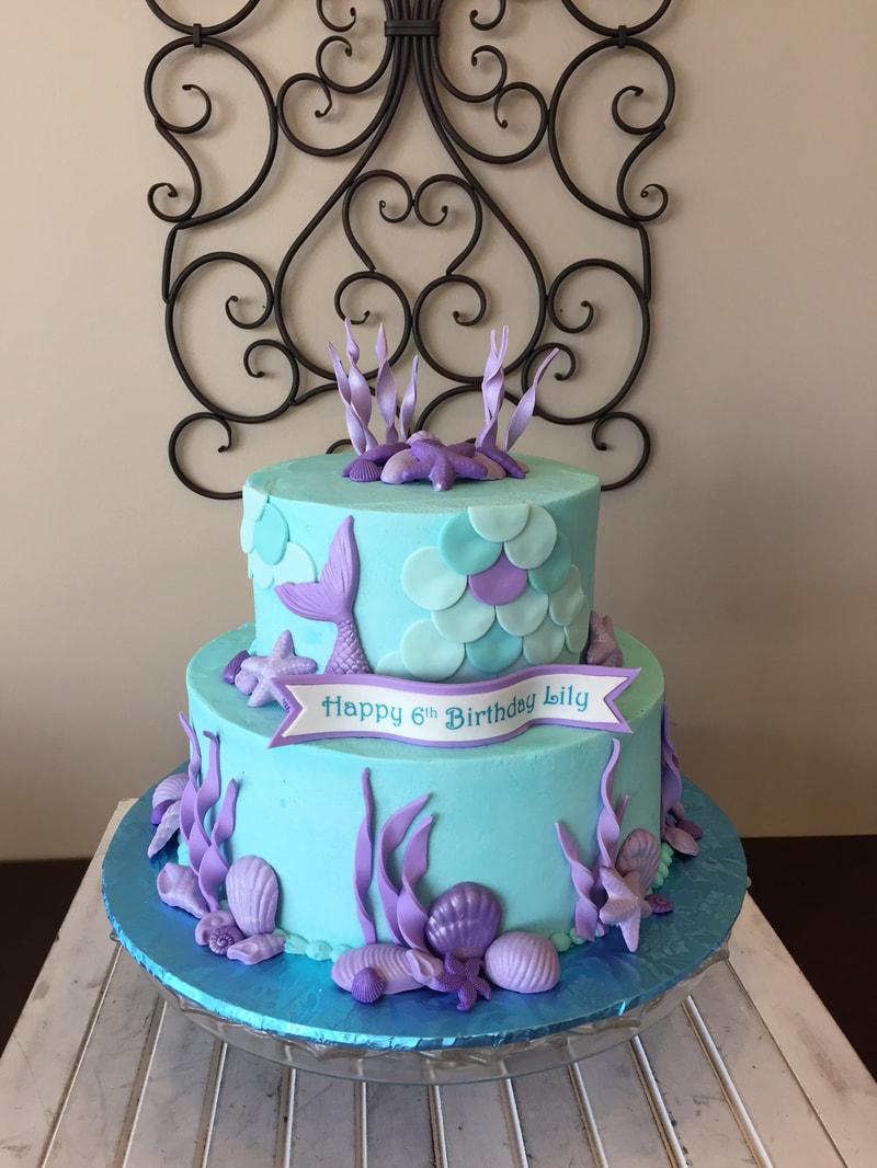 Baby Boy Birthday Cake Photo